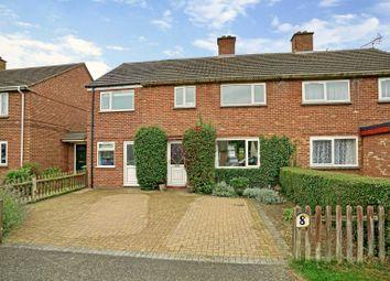 Thumbnail 4 bed semi-detached house for sale in White Hart Lane, Godmanchester, Huntingdon, Cambridgeshire