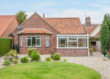 Thumbnail 2 bed detached bungalow for sale in The Street, Syderstone, King's Lynn