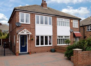 Thumbnail 3 bedroom semi-detached house for sale in Kingsley Avenue, Outwood, Wakefield