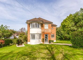 Thumbnail 4 bed detached house for sale in Hampden Way, London