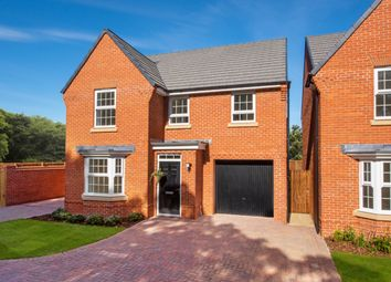 "Thumbnail 4 bed detached house for sale in ""Millford"" at South Road, Durham"