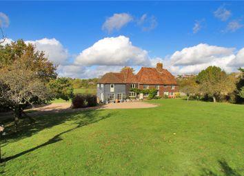 Heniker Lane, Sutton Valence, Maidstone, Kent ME17. 5 bed detached house for sale
