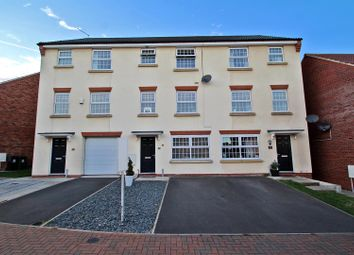 Thumbnail 4 bed town house for sale in Braunton Crescent, Mapperley, Nottingham