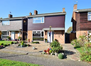 Thumbnail 3 bed detached house for sale in Bysing Wood Road, Faversham, Kent