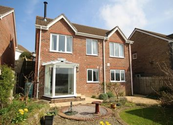 Thumbnail 3 bed detached house for sale in Treguddock Drive, Wadebridge