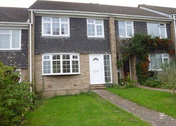 Thumbnail 3 bed terraced house to rent in Marlborough Close, Waterlooville