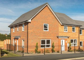 """Thumbnail 3 bedroom end terrace house for sale in """"Moresby"""" at St. Georges Way, Newport"""