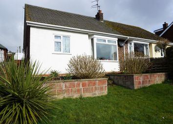 Thumbnail 3 bed semi-detached bungalow for sale in Cherry Holt, Caistor