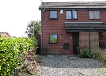 Thumbnail 2 bed terraced house for sale in Severn Close, Biddulph, Staffordshire