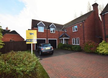 Thumbnail 5 bed detached house for sale in Bronze View, Westwood Heath, Coventry