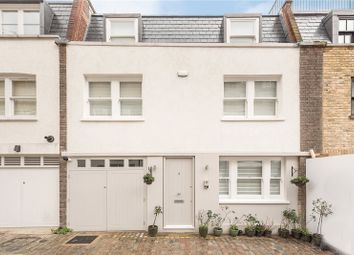 Thumbnail 3 bedroom mews house for sale in Leinster Mews, Bayswater, London