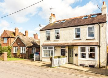 Thumbnail 4 bed semi-detached house for sale in Newtown Road, Marlow, Buckinghamshire