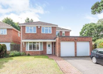 Thumbnail 4 bed detached house for sale in Watkins Close, Wokingham