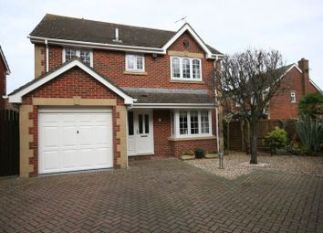 Thumbnail 4 bed detached house for sale in Brierley Close, Abbeymead, Gloucester