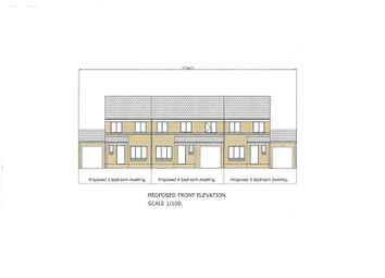 Thumbnail 1 bedroom land for sale in Cavel Square, Easington Colliery, Peterlee