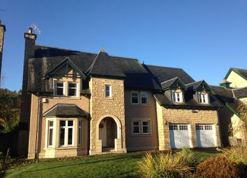 Thumbnail 6 bed detached house for sale in Cardrona, Peebles