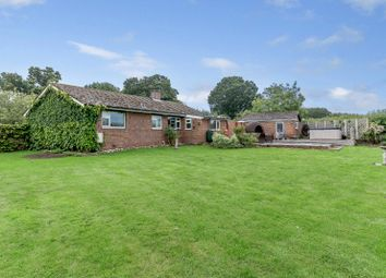 Thumbnail 3 bed bungalow for sale in Newbury Road, Kingsclere, Newbury, Berkshire