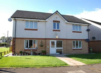 Thumbnail 2 bed flat for sale in Meadowfoot Road, Ecclefechan, Lockerbie, Dumfries And Galloway