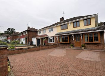 Thumbnail 4 bed semi-detached house for sale in Haywood Way, Tilehurst, Reading