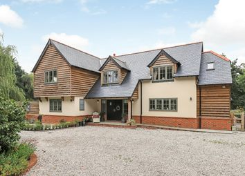 6 bed detached house for sale in Salterns Lane, Bursledon, Southampton, Hampshire SO31