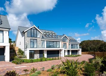 Thumbnail 4 bed detached house for sale in Plot 16, Spinnaker Drive, St Mawes