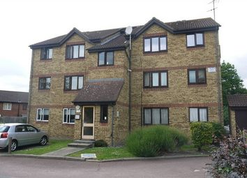 Thumbnail 1 bedroom flat for sale in Hayes Close, West Thurrock, Grays, Essex