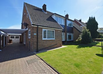 Thumbnail 3 bed bungalow for sale in The Paddock, Normanton