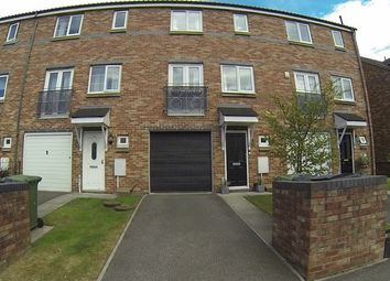 Thumbnail 4 bed town house for sale in St. Cuthberts Road, Gateshead
