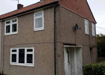 Thumbnail 3 bed semi-detached house to rent in Penistone Road, Park End, Middlesbrough