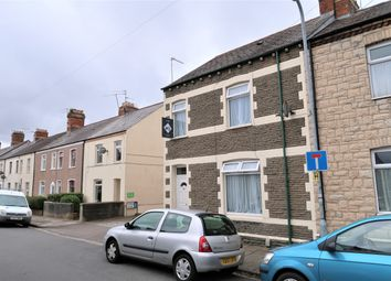 Thumbnail 3 bed end terrace house to rent in Glamorgan Street, Canton, Cardiff