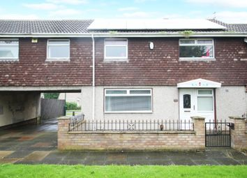 Thumbnail 5 bed terraced house for sale in Cornhill Walk, Ormesby, Middlesbrough, Middlesbrough, Cleveland