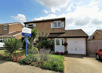 Thumbnail 3 bed link-detached house for sale in Downs Walk, Peacehaven
