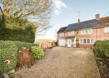 Thumbnail 4 bed semi-detached house for sale in Station Road, Morcott, Rutland