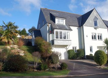 Thumbnail 3 bed town house for sale in Grenville Meadows, Lostwithiel