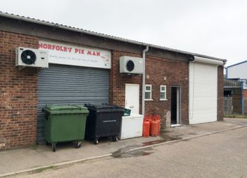 Thumbnail Commercial property for sale in Weybourne Road Industrial Estate, Weybourne Road, Sheringham