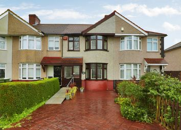 3 bed terraced house for sale in Wellington Avenue, Sidcup, Kent DA15