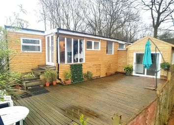 Thumbnail 4 bed mobile/park home for sale in Northwood Lane, Bewdley