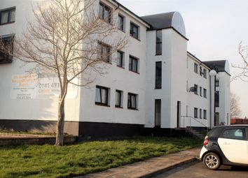 Thumbnail 3 bedroom flat to rent in Kildonan Court, Newmains, Wishaw