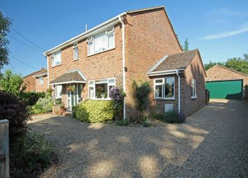 Thumbnail 4 bed detached house for sale in Besomer Drove, Lover, Salisbury