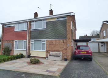 3 bed semi-detached house for sale in Greenview Close, Kempston, Bedford MK42