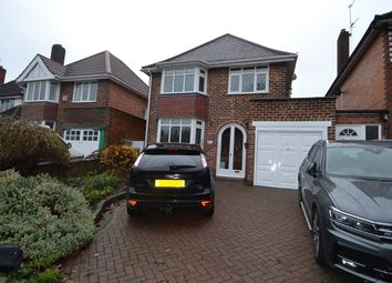 Thumbnail 3 bed detached house for sale in The Hurst, Moseley, Birmingham