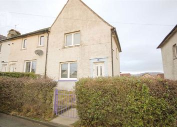 Thumbnail 2 bed semi-detached house for sale in Mckenzie Avenue, Clydebank