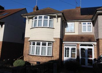 Thumbnail 3 bed semi-detached house for sale in Hawkwood Crescent, North Chingford, London
