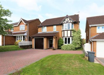 Thumbnail 4 bedroom detached house for sale in Highgate, Ashby-De-La-Zouch