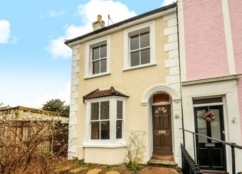 Thumbnail 2 bedroom end terrace house to rent in Warren Road, Reigate