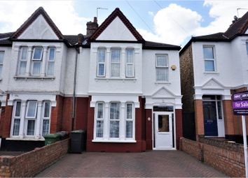 Thumbnail 3 bed end terrace house for sale in Hazelbank Road, Catford