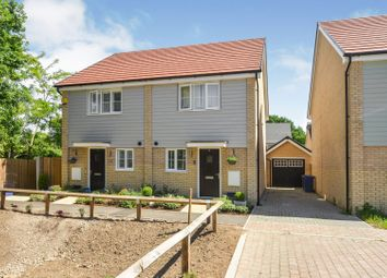 2 bed semi-detached house for sale in Partridge Mews, Chertsey KT16