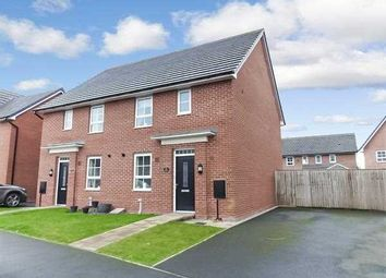 Thumbnail 3 bed semi-detached house for sale in Townsend Drive, Buckshaw Village, Chorley