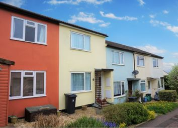Thumbnail 2 bed terraced house for sale in Kirby Close, Axminster