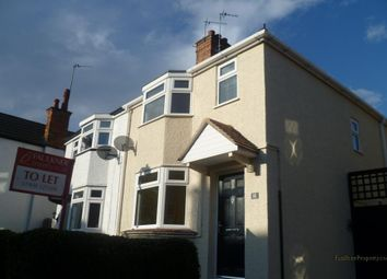 Thumbnail 3 bed semi-detached house to rent in Bury Street, Newport Pagnell
